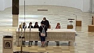 Vorschaubild Erstkommunion - Kirchenrallye 2021