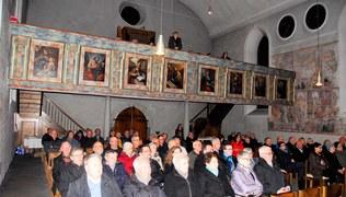Vorschaubild Informationsabend Renovierung der Alte Kirche