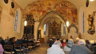 Vorschaubild Wiedereröffnung Alte Kirche | 2021