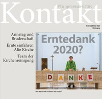 Kontakt Nr. 3 2020