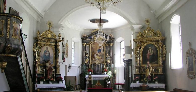Gortipohl - Hl. Nikolaus (copyright: K. Palfrader)