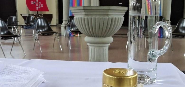 Die Taufe Katholische Kirche Vorarlberg