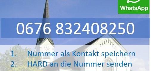 WhatsApp-Kanal