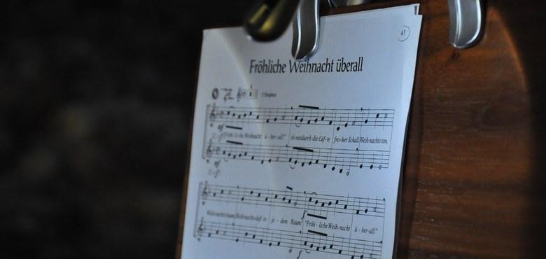 Festtagsmesse zum Fest den Hl. Stephanus mit der Singgemeinschaft