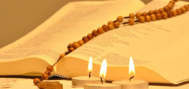 Bibelabend mit Pfarrer Hubert Lenz