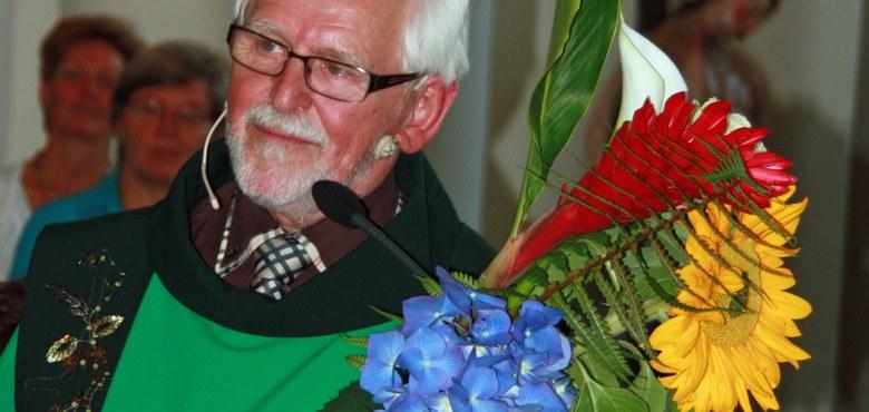 Georg Meusburger - Ein Pfarrer der Spuren hinterlässt