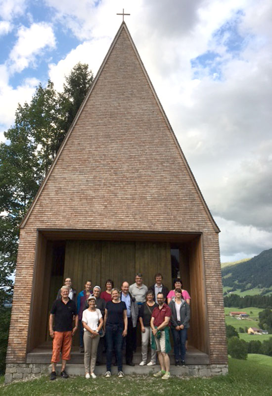 Salgeneute Lourdes-Kapelle