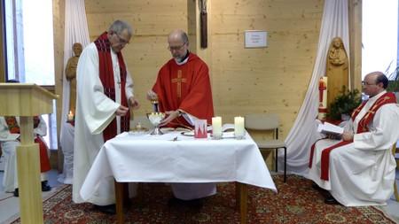 Kurs Heilig-Geist-Messe