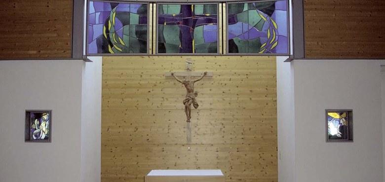 Kapelle Herz Jesu, Pflegeheim