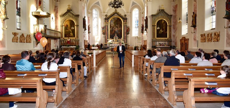 Lange Nacht der Kirche in Hittisau 2017
