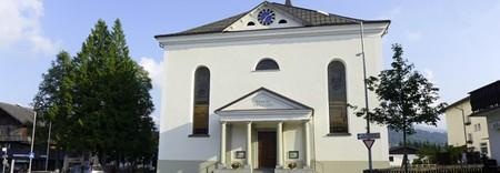 Kirche Eingangsportal Nordwestseite