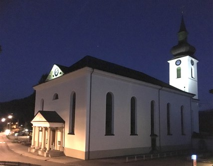 Pfarrkirche Hittisau
