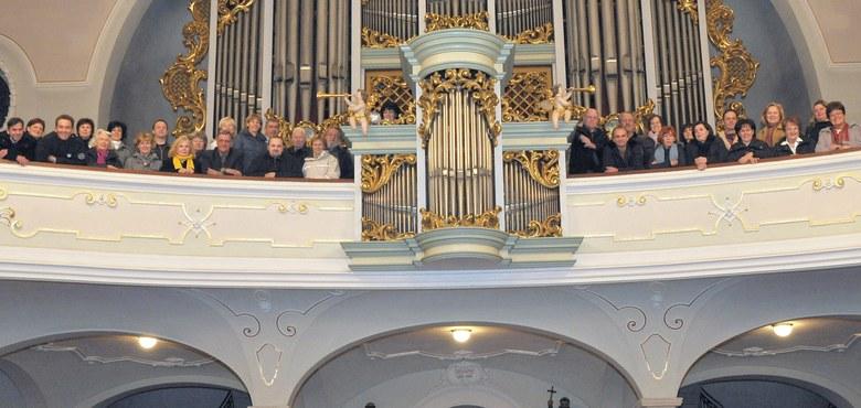 Chor St. Johann