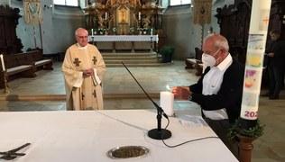 Vorschaubild 40 jähriges Priesterjubiläum, Pfr. Willi
