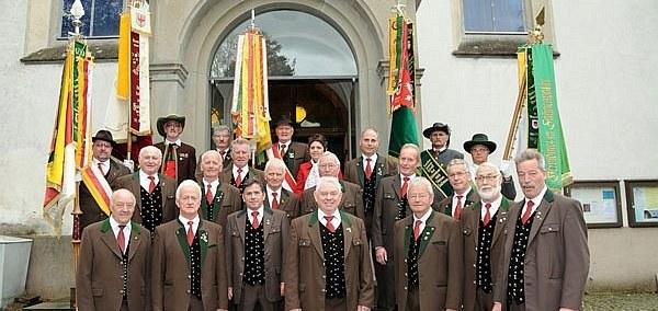 """Sonntagsmesse, Musikalische Begleitung mit dem """"Chor der Kärntner in Vorarlberg"""""""