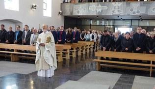 Vorschaubild Pfarreinzug von Pfr. Josef Walter im Jahr 2018
