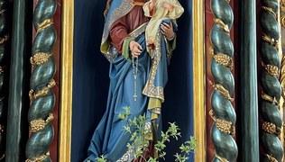 Vorschaubild Muttergottes Statue