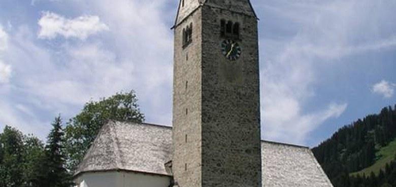 Mittelberg - Hl. Jodok (copyright: K. Palfrader)