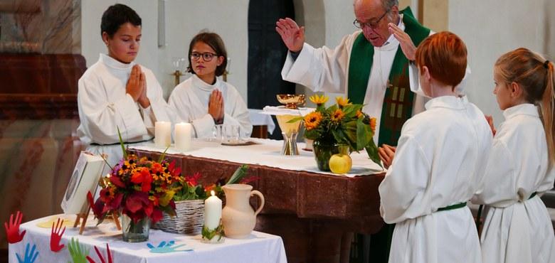 """Der """"Gott - sei - Dank - Tisch"""""""
