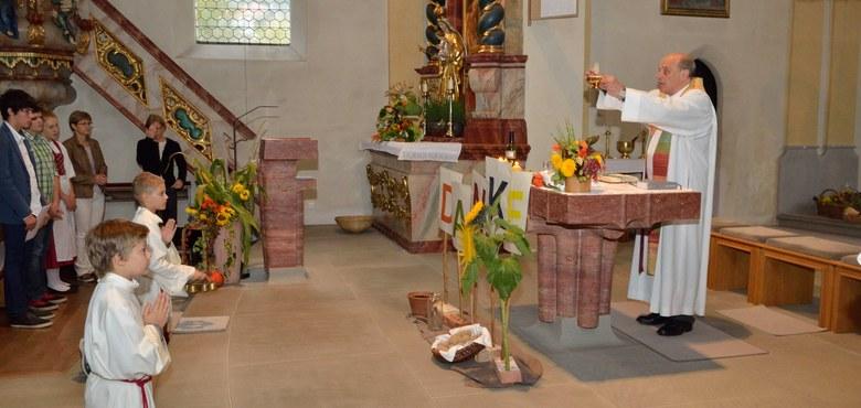 Liturgie in St. Viktor und Markus