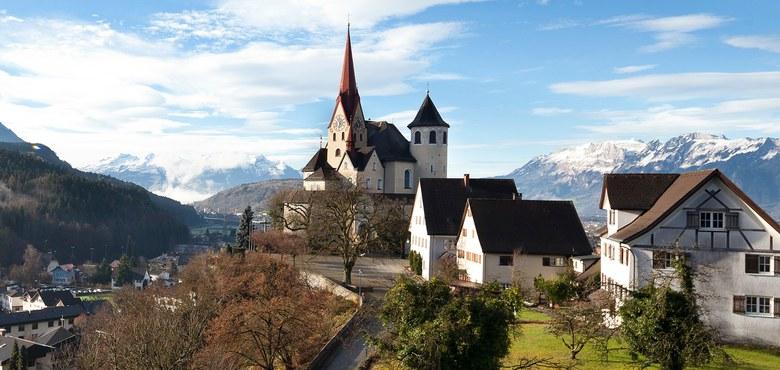 Rankweil - Mariä Heimsuchung (Basilika) (copyright: Kath. Kirche Vorarlberg / Steinmair)