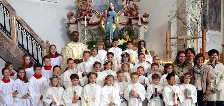 Eucharistie - Erstkommunion