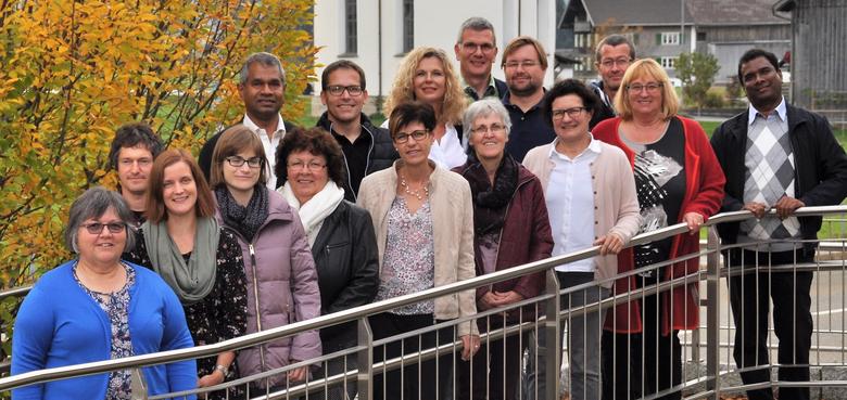 Klausurtagung des PGR Satteins und Göfis in Lingenau
