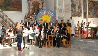 Vorschaubild Patrozinium und bischöfliche Visitation Satteins, 22.04.18