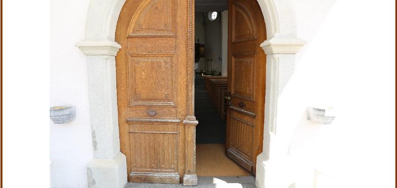 Türen und Tore öffnen sich langsam zum öffentlichen Leben