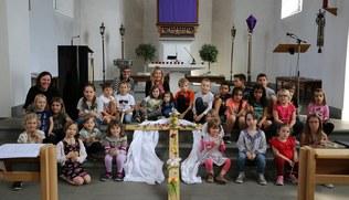 Vorschaubild Kinder Kreuzweg 2019
