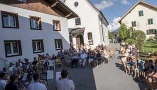 Vorschaubild Röns: Musik am Kirchplatz - Benefizkonzert am 15.8.2020