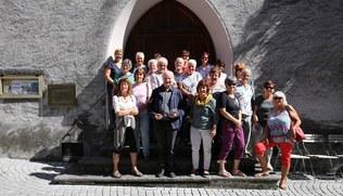 Vorschaubild Schlins: Kirchenpfleger/innen Ausflug 2019