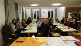 Vorschaubild Schlins-Röns-Schnifis-Düns-Dünserberg: Wortgottesdienstfeier Info Abend in Schnifis 02.03.2020