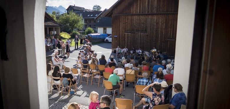 Musik am Kirchplatz 2020