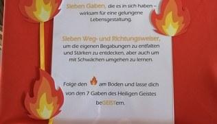 Vorschaubild Die 7 Gaben des Heiligen Geistes