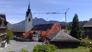 Vorschaubild Kirchendachsanierung 2020