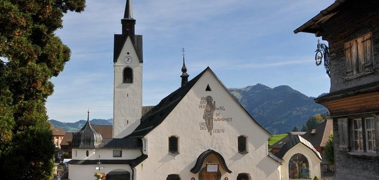 Schwarzenberg - Heiligste Dreifaltigkeit (copyright: Grohmann)