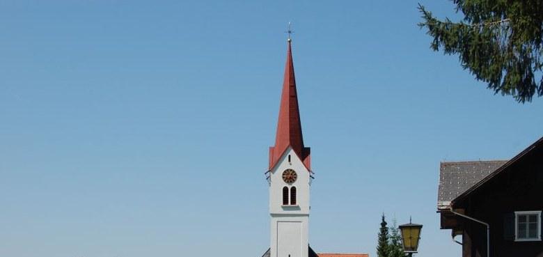 Sibratsgfäll - Hl. Erzengel Michael (copyright: Prankster / Wikicommons)