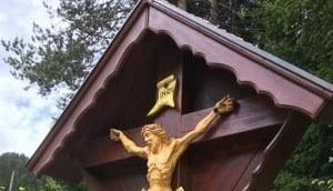 Vorschaubild Kreuz am Wegesrand