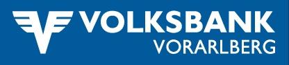Logo Volksbank Vorarlberg - Sponsor Jubiläum
