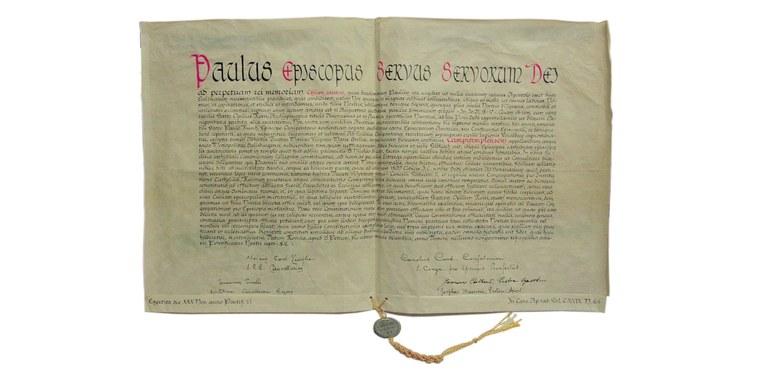 Geschichte der Diözese Feldkirch