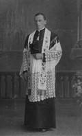 Primizfoto Carl Lampert 1918