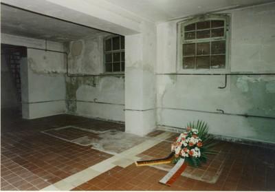Hinrichtungsraum Halle/ Saale