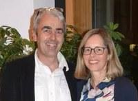 Helga und Wolfgang Burtscher