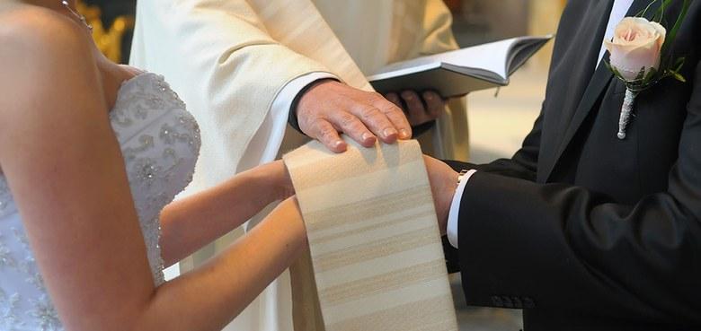 Kirchlich Heiraten. Checkliste.
