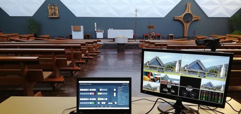 Streaming-Gottesdienste