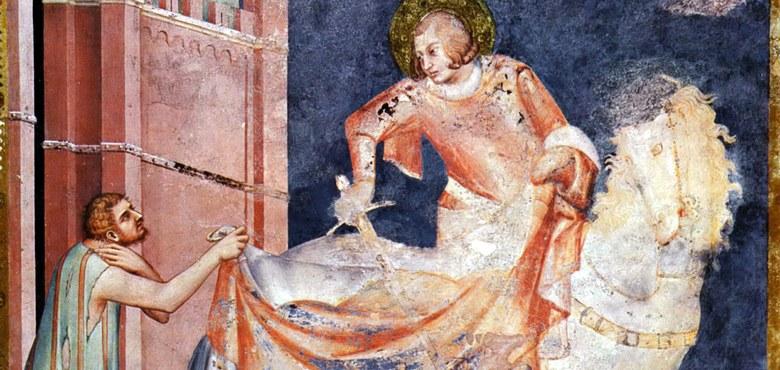 1700 Jahre heiliger Martin