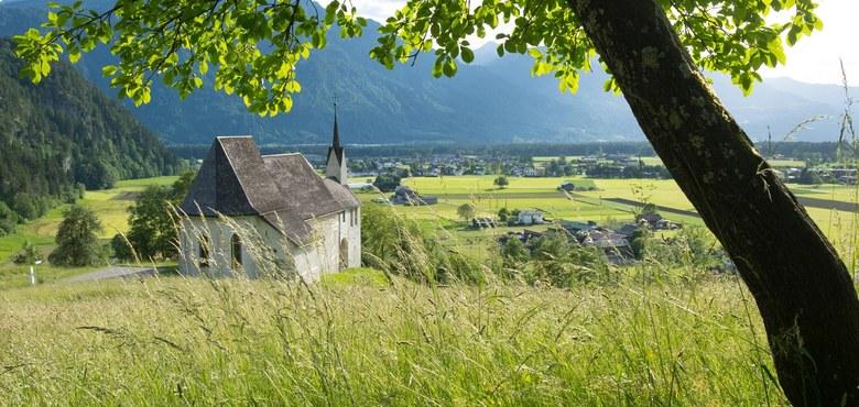 Jakobswege durch Vorarlberg