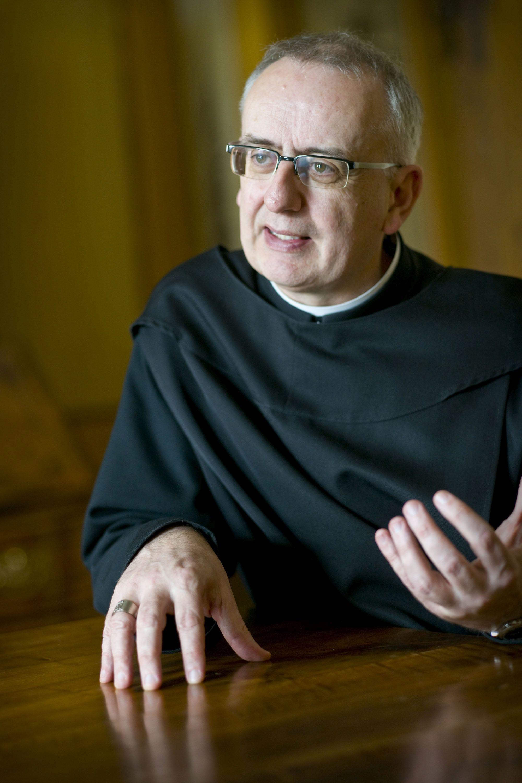 Pater Martin Werlen