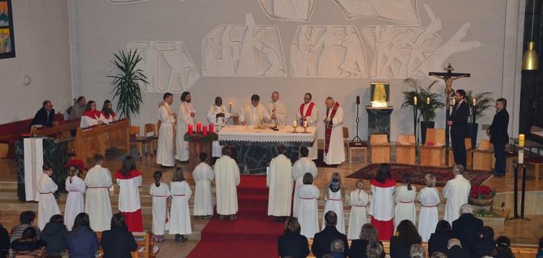 Katholische Kirche im Vorderland